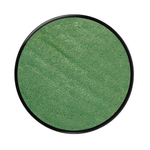 Snazaroo, Metallic Electric Green, 18ml