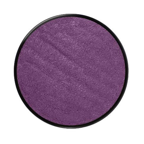 Snazaroo, Metallic Electric Purple, 18ml