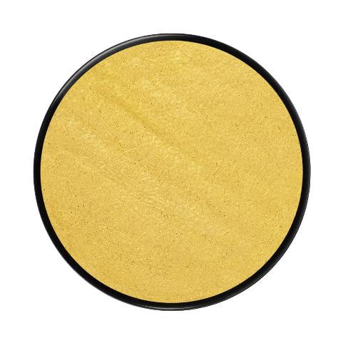 Snazaroo, Metallic Gold, 18ml