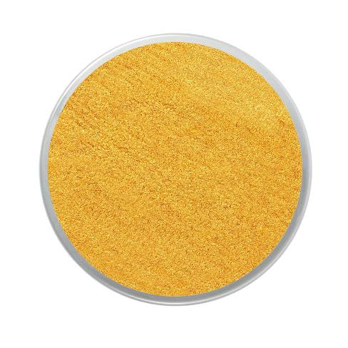 Snazaroo, Sparkle Yellow, 18ml