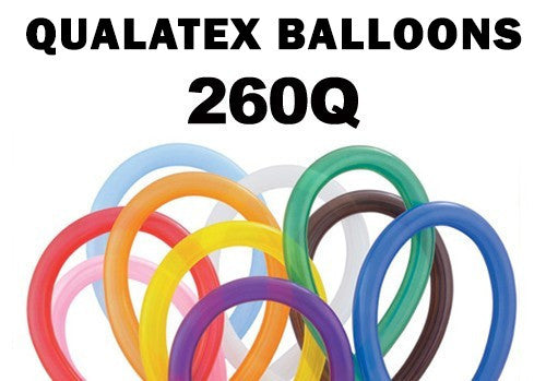 Qualatex 260Q Modelling Balloons
