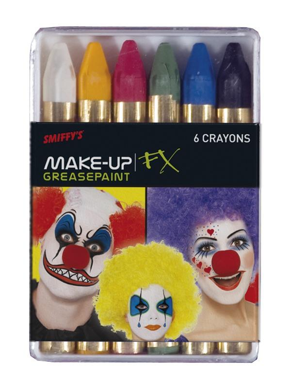 6 stick make up