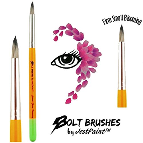 Bolt,, Firm Petal (Flower) Brush, Small