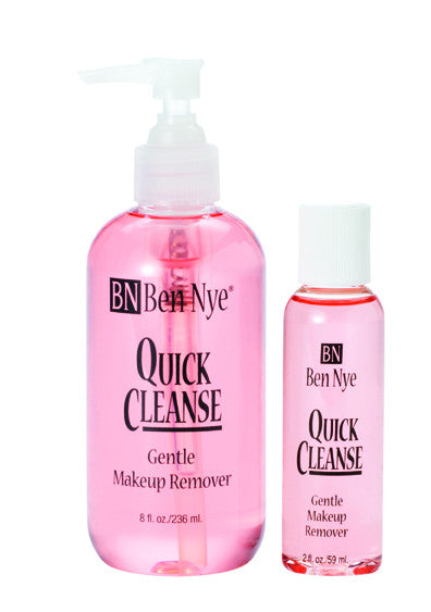 Ben Nye, Quick Cleanse