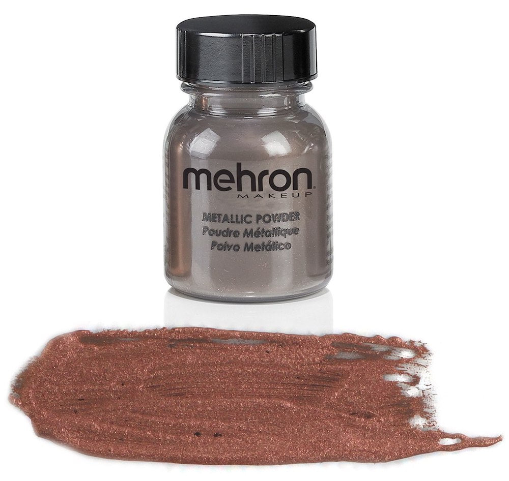 Mehron, Metallic Powder, Bronze