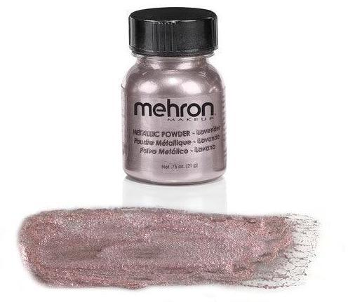 Mehron, Metallic Powder, Lavender