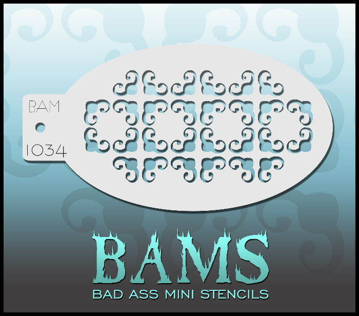 Bam's 1034, Decorative