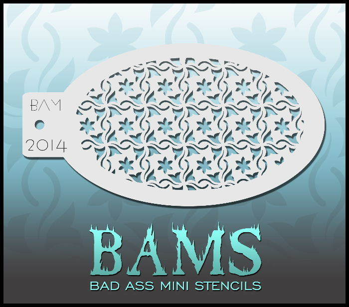 Bam's 2014, Decorative Floral
