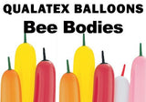 Qualatex 260Q Modelling Balloons (Bee Bodies)