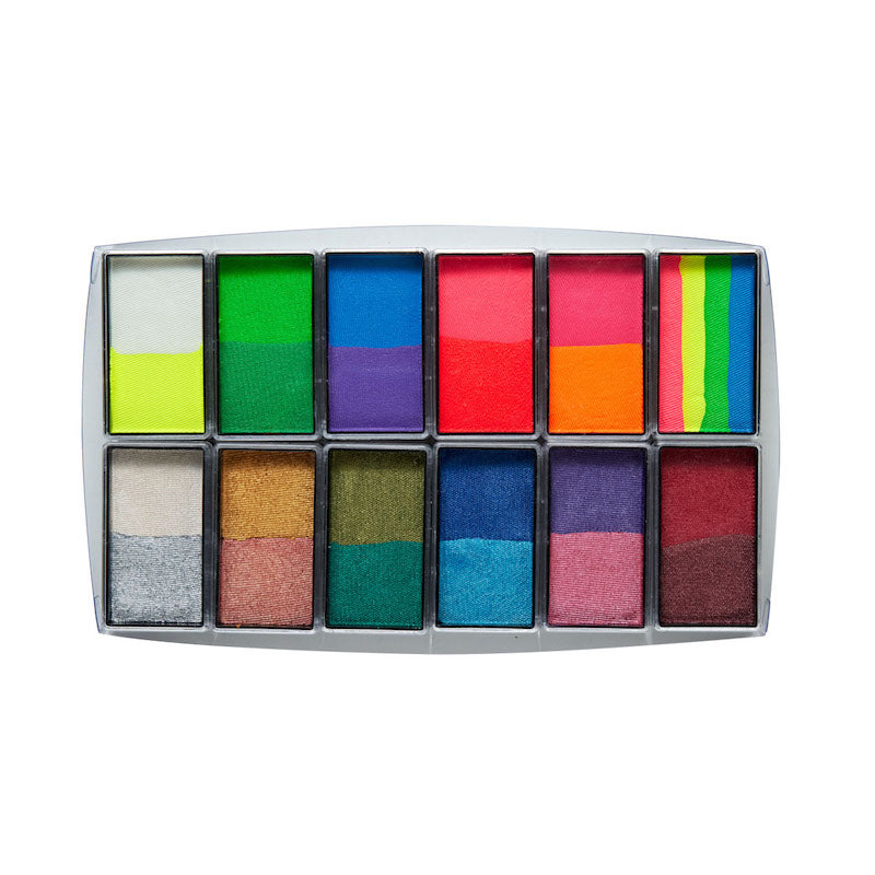 Global Palette, Bright & Shiny
