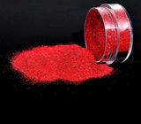 Bio Glitter, Ultra Fine, Red, 5g