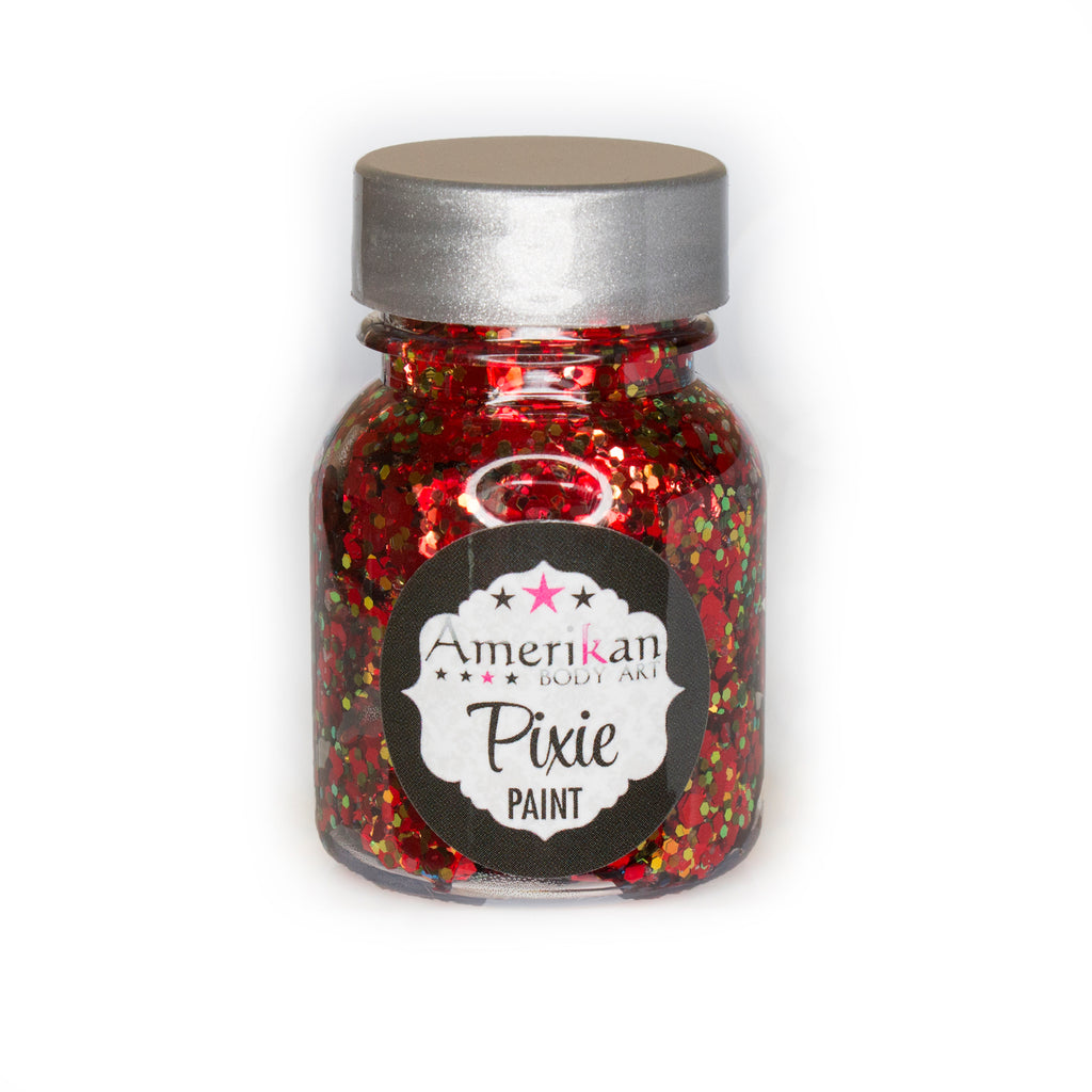 Pixie Paint, Drop Dead Red, 1oz