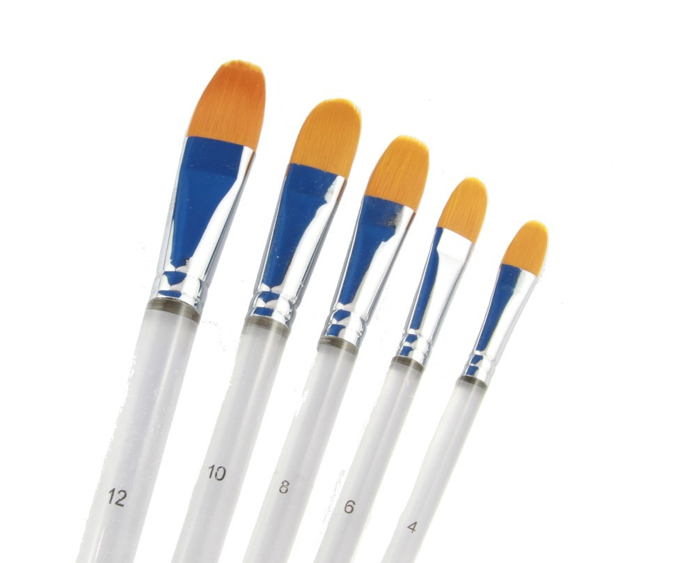 Tag, Filbert Brush No 12