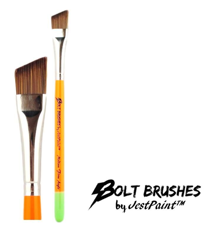 Bolt Angle Brush Firm, Medium