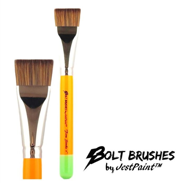 Bolt Stroke Brush Firm 1""
