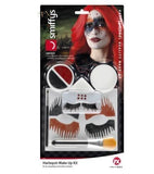 Make up Kit, Harlequin