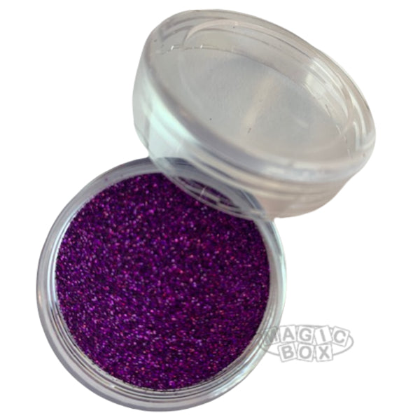 Carnival Glitter, Hologram Purple