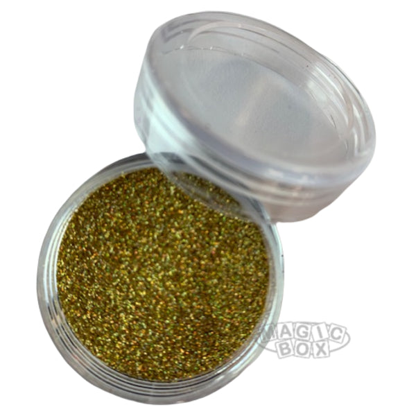 Carnival Glitter, Hologram Yellow