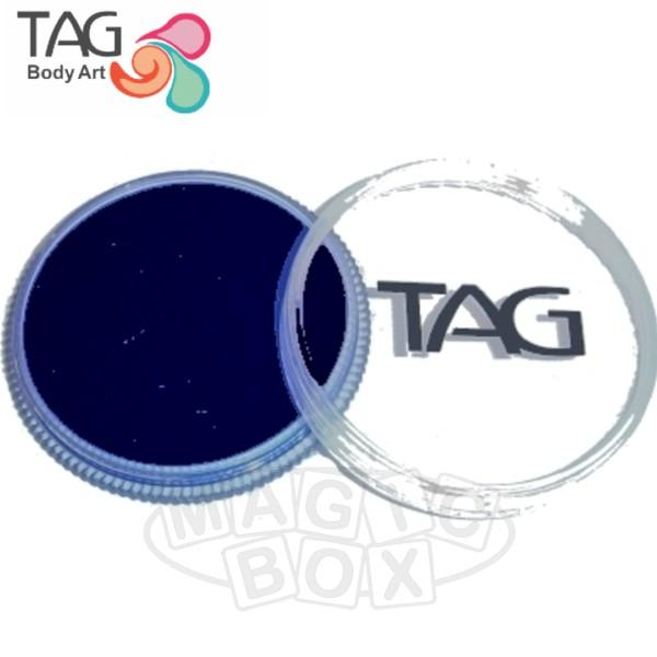 Tag, Body Paint, 90g Dark Blue