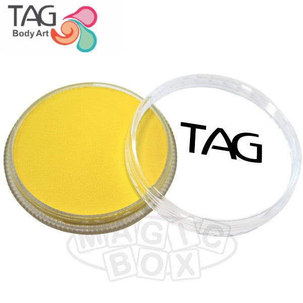 Tag, 32g Canary Yellow
