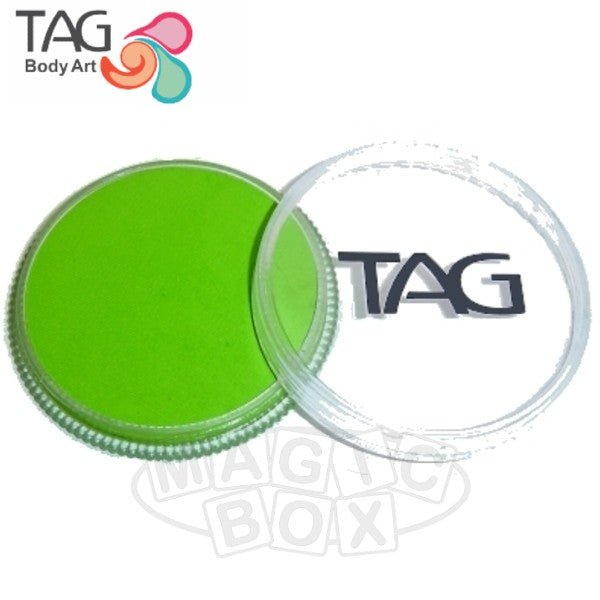 Tag, 32g Light Green