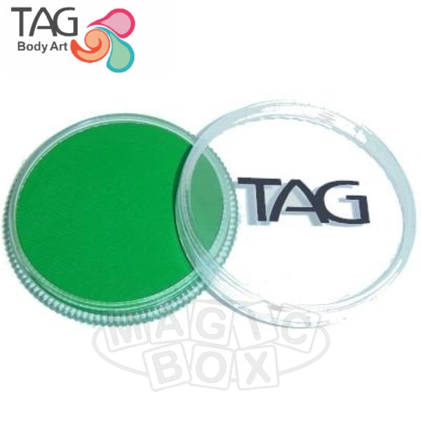 Tag, 32g Medium Green