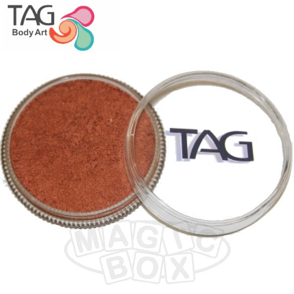 Tag, 32g Pearl Copper