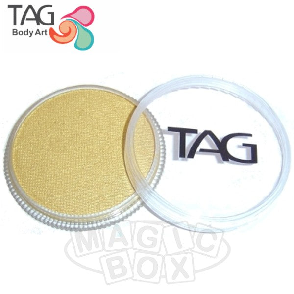 Tag, 32g Pearl Gold