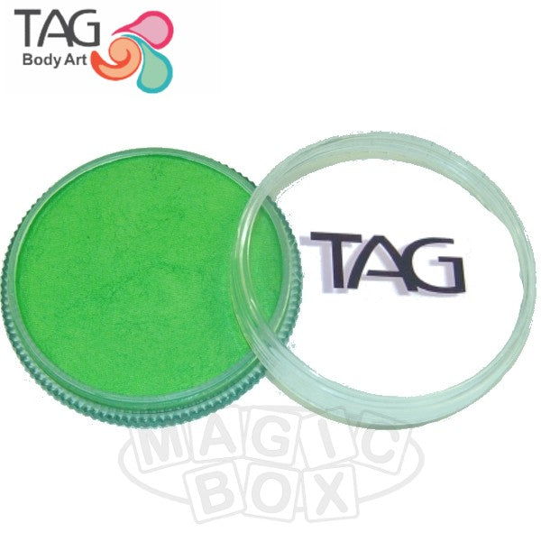 Tag, 32g Pearl Lime