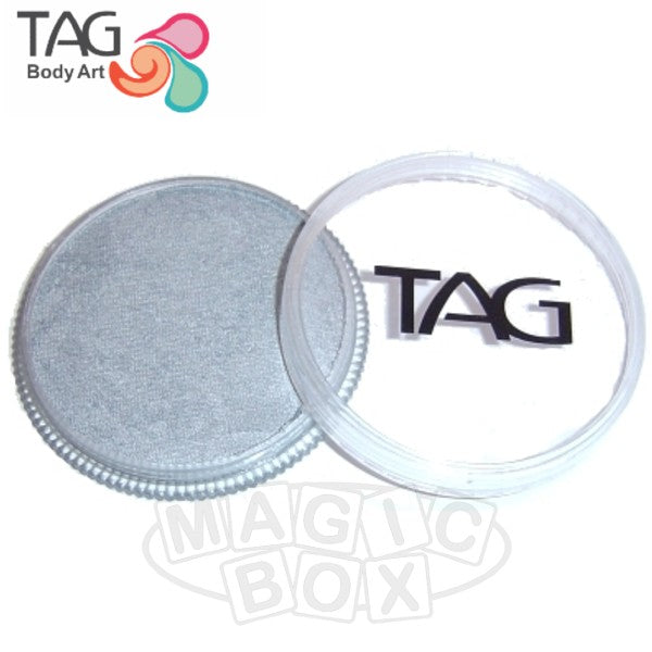 Tag, 32g Pearl Silver