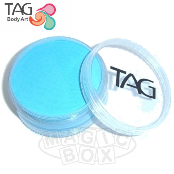 Tag, Body Paint, 90g Light Blue