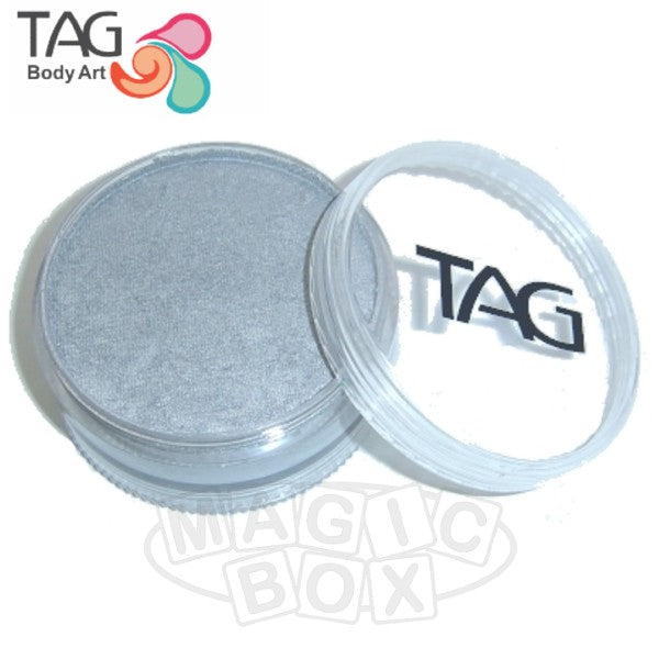 Tag Body Paint, 90g Pearl Silver