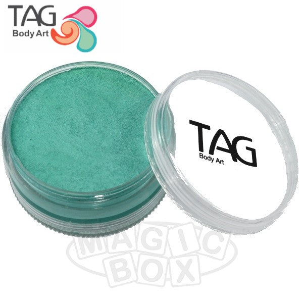Tag Body Paint, 90g Pearl Teal