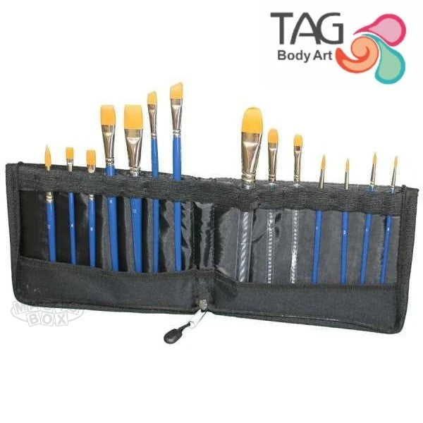 Tag, Brush Kit