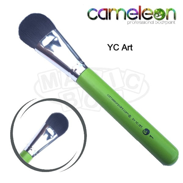 Cameleon, YC Art, Bodypaint Brush