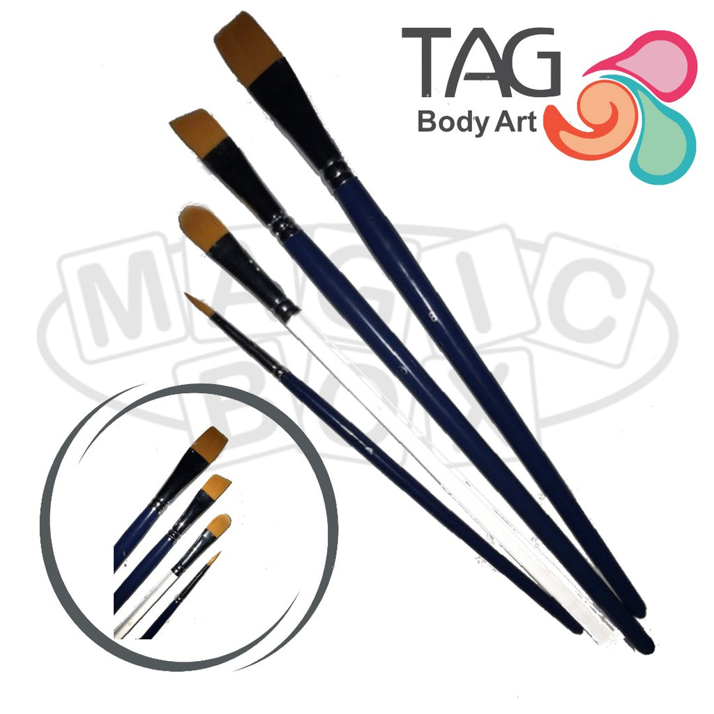 Tag, Brush Set