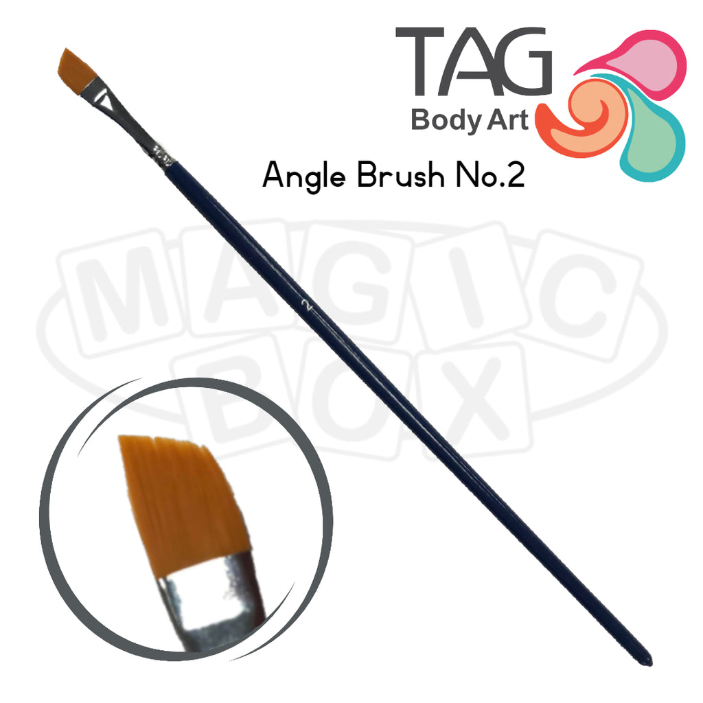 Tag, Angle Brush No.2