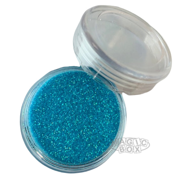 Carnival Glitter, Rainbow Bright Blue