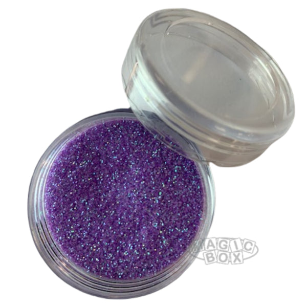 Carnival Glitter, Rainbow Purple