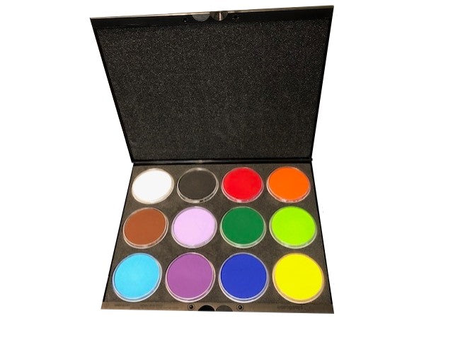 Tag 32g Palette, Build your own