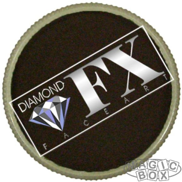 Diamond FX, Ebony/Black Skin, 30g