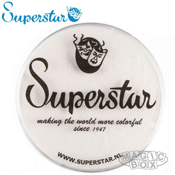 Superstar 16g, White