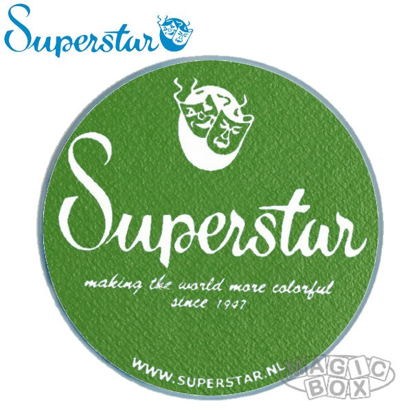 Superstar 16g, Green
