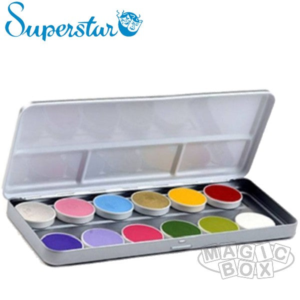 Superstar Palette, Botanical