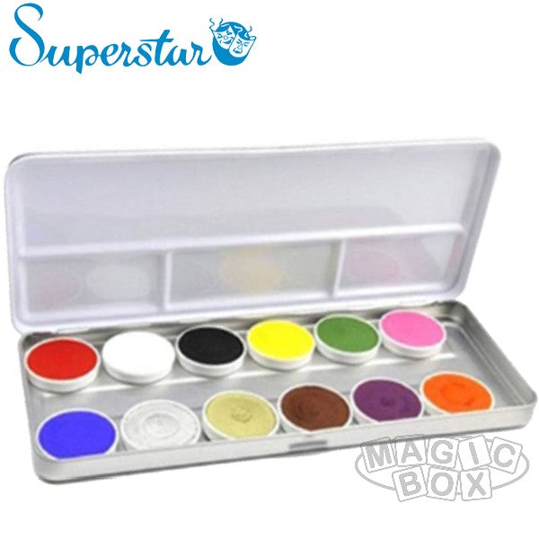 Superstar Palette, Bright x 12
