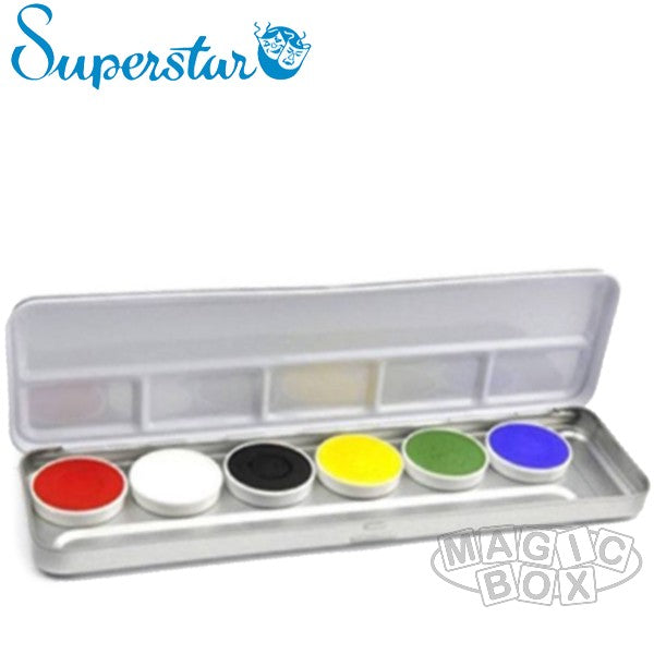 Superstar Palette, Bright x 6