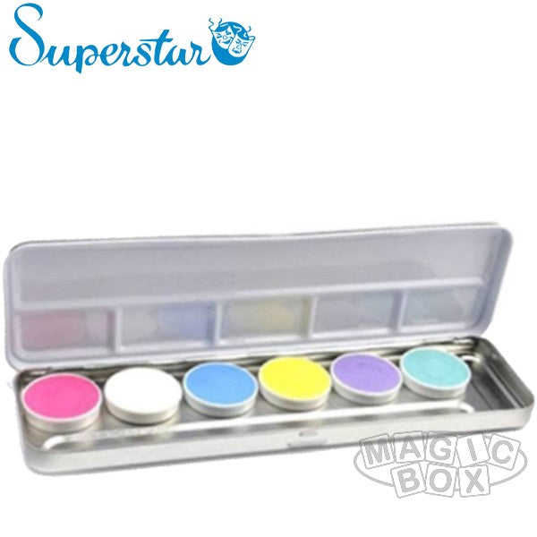Superstar Palette, Pastel