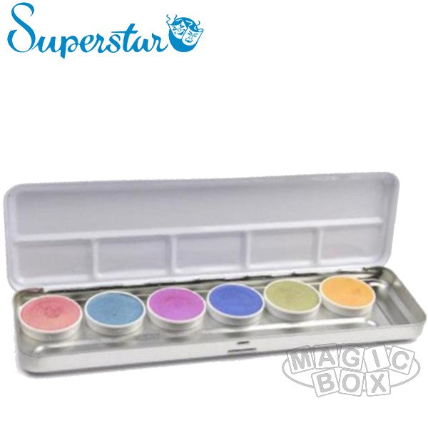 Superstar Palette, Metallic