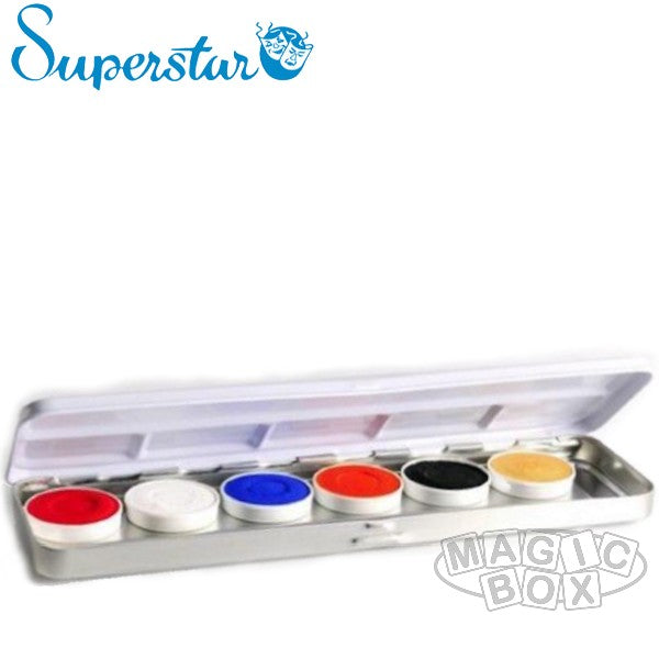 Superstar Palette, Holland