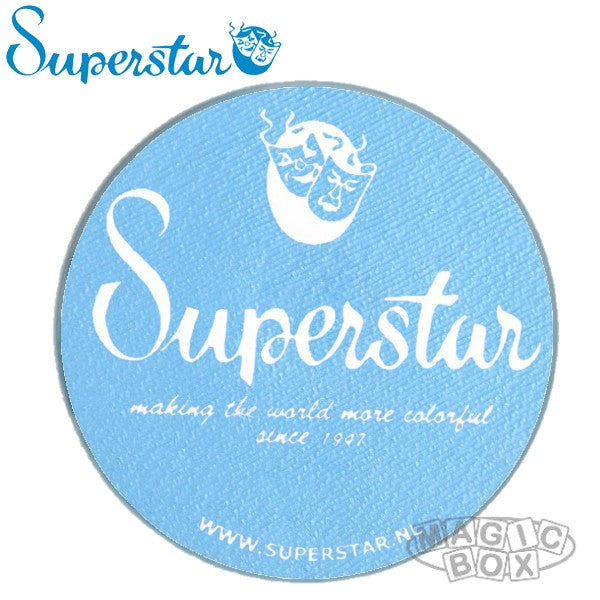 Superstar 45g, Shimmer Baby Blue